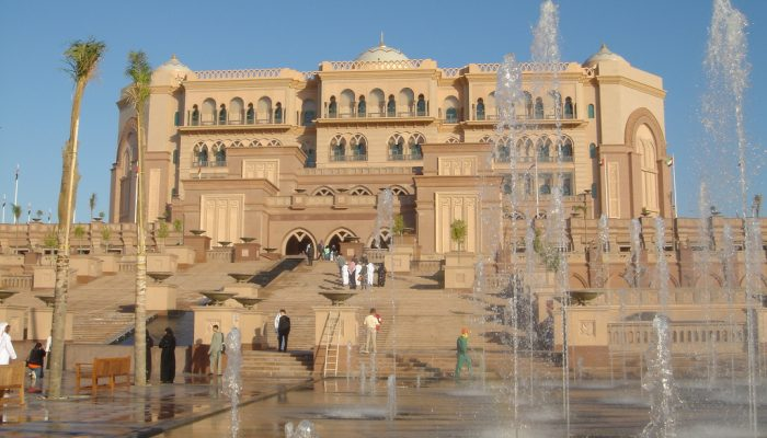 The Million Dollar Holiday at The Emirates Palace