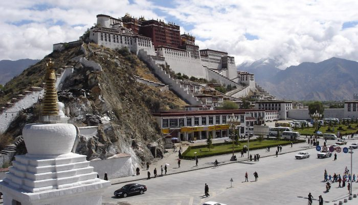 Last Train to Lhasa – a Fascinating Traveller's Tale