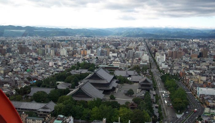 Kyoto – The Japan's Ancient Capital