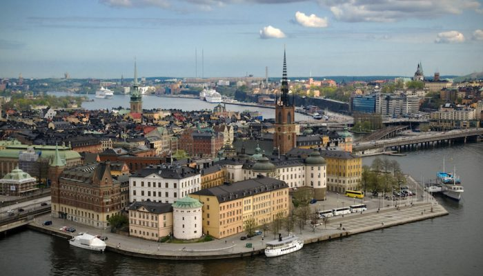 Stockholm – the City Built on Islands
