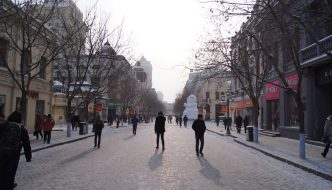 Harbin – a little bit of Europe in China