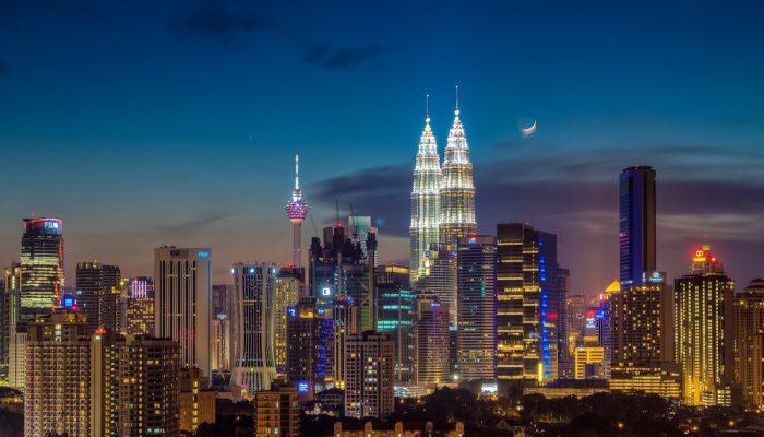 Fine views of Kuala Lumpur