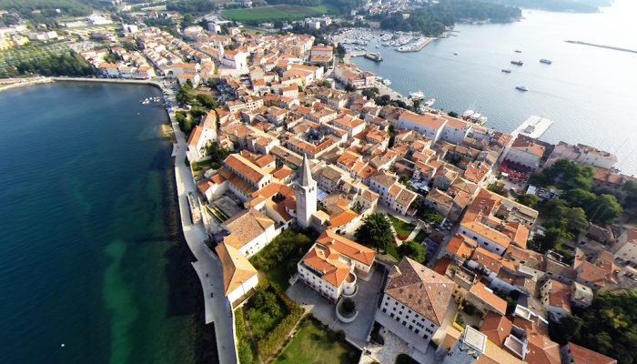 Porec – an unspoilt Croatian paradise