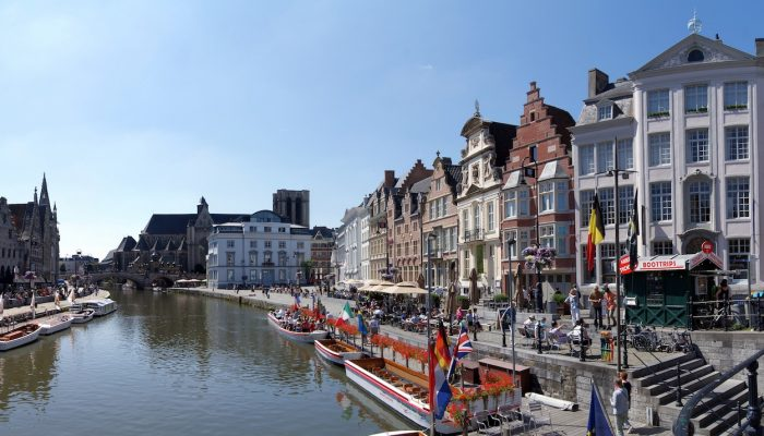 Belgium – where Germanic and Latin Europe meet