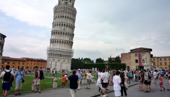 The Leaning Tower of Pisa – Tales and Facts