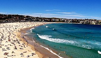 Bondi Beach – sand, sea and surf