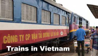Train Travel in Vietnam – 4-berth Cabins with Soft Sleeper